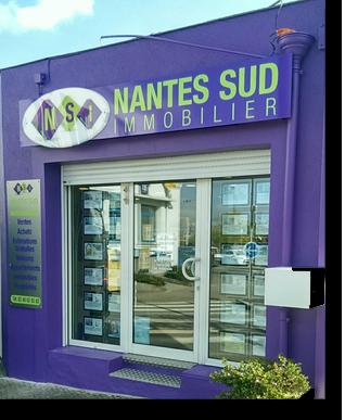 Nantes Sud Immobilier, agence immobilière 44 proche de Nantes - FNAIM - à Rezé